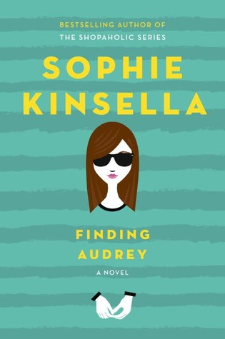 Giveaway: Finding Audrey by Sophie Kinsella